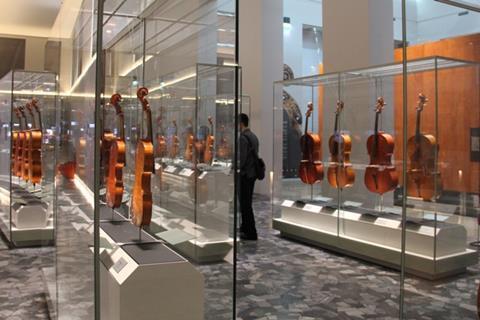 Contemporary instrument exhibition1